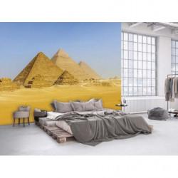 Papier peint PYRAMIDES D'EGYPTE