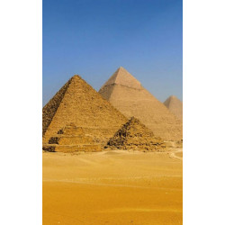 Tenture PYRAMIDES D'EGYPTE