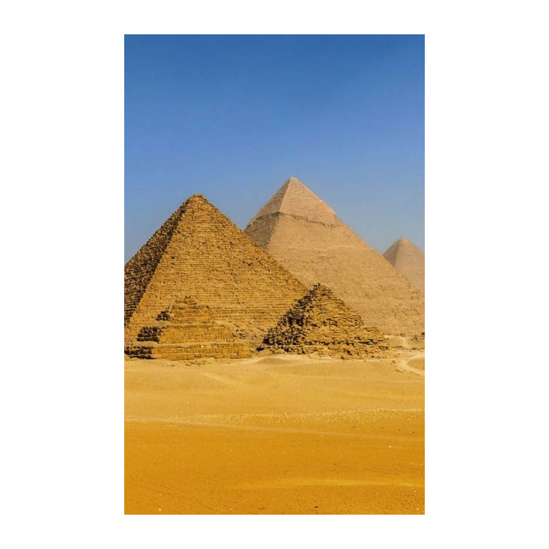 Tenture suspendue PYRAMIDES D'EGYPTE
