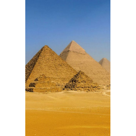 PYRAMIDS OF EGYPT Wall hanging