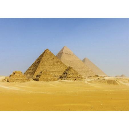 Lienzo impreso PIRÁMIDES DE EGIPTO