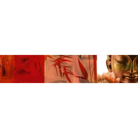 RED BUDDHA privacy screen