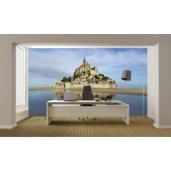 Poster Mont Saint-Michel grand format