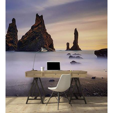 REYNISDRANGAR ICELAND wallpaper
