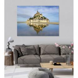 Tableau photo du Mont Saint Michel