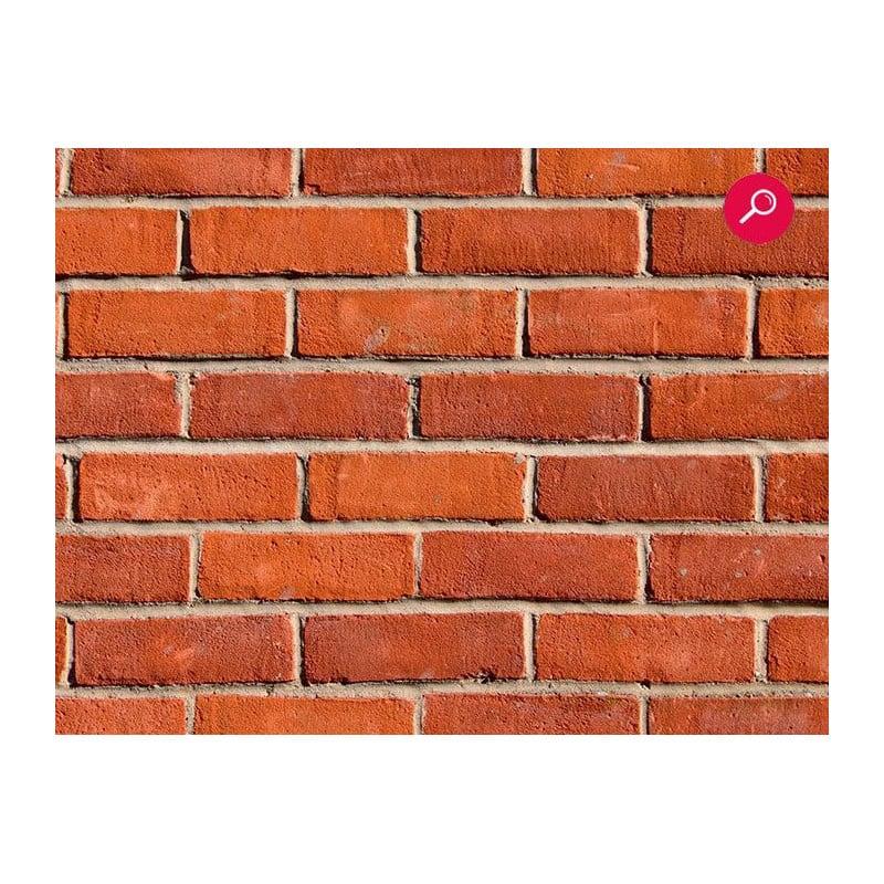 Trompe l 39 oeil loft papier peint mur de brique pour votre d coration - Papier peint brique loft ...