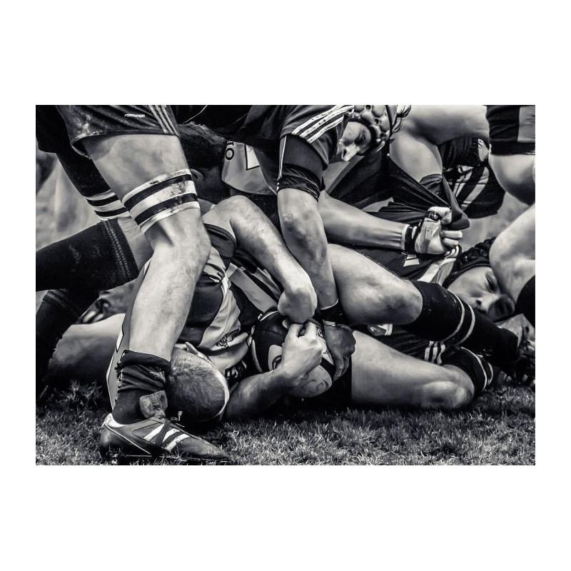 Rugby tableau sur toile r sistant for Tableau deco design toile