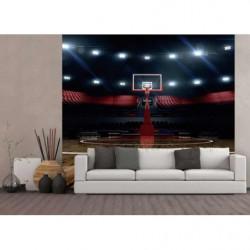 Papier peint panoramique basket