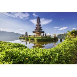 Poster Bali temple grand format