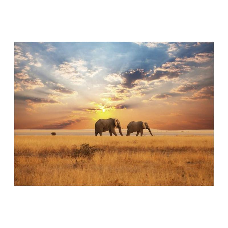 Tableau SAVANE AFRICAINE
