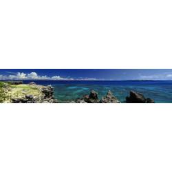 Brise vue mer turquoise
