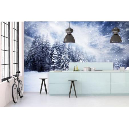 UNDER THE SNOW Wallpaper