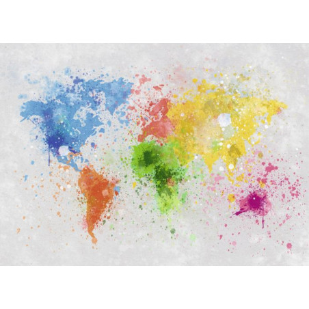 Tableau SPLASH THE WORLD