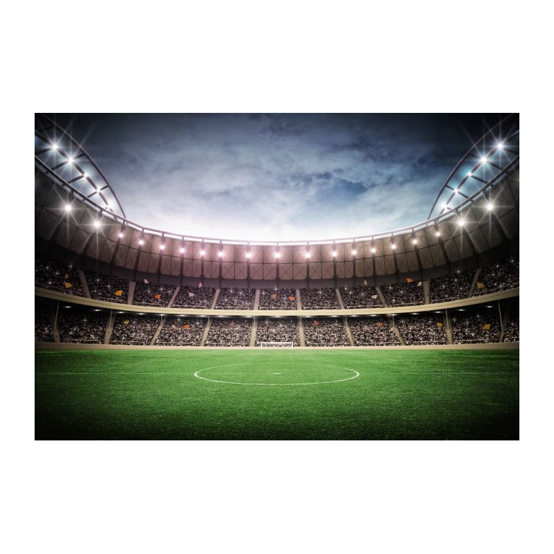 Poster stade championnat d 39 europe de football d coration - Comment coller un poster geant ...