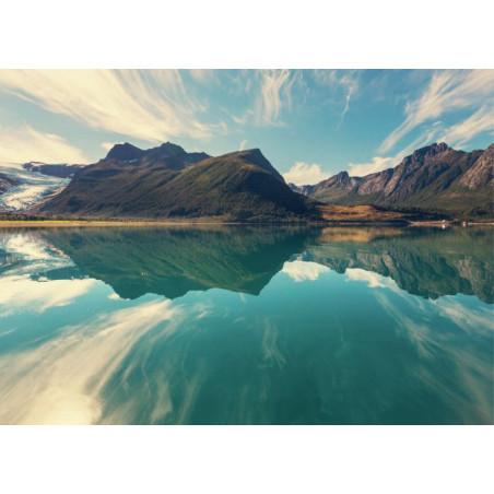 SVARTISEN NORWAY Canvas print