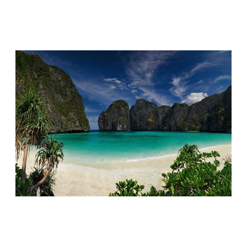 Poster Geant Plage #4: ... Poster Plage Thailande ...
