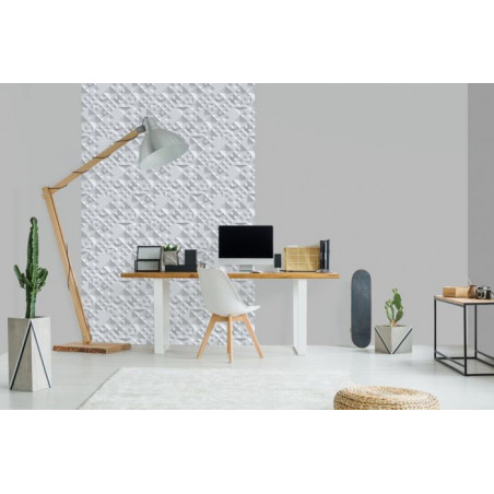 3D TRIANGLES wall hanging