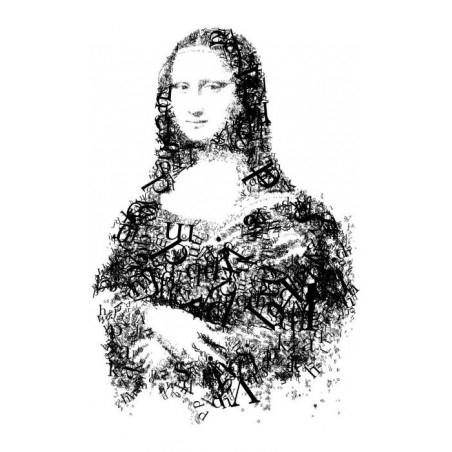 Papel pintado TYPO LISA