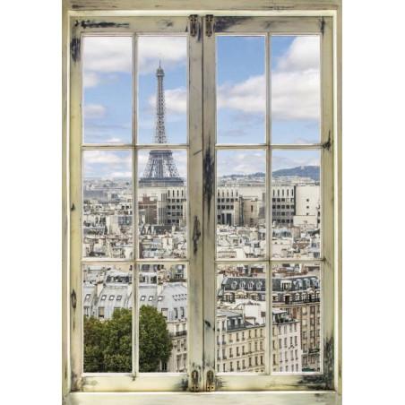 A LOOK AT PARIS Canvas print