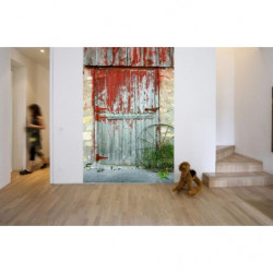 BARN DOOR wall hanging