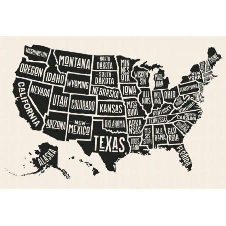 Poster USA VINTAGE