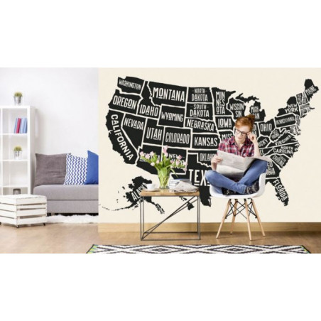 USA VINTAGE poster