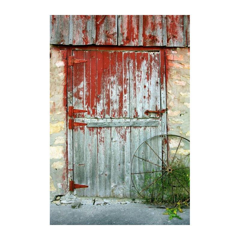 Papier Peint BARN DOOR