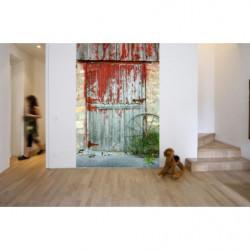 BARN DOOR wallpaper