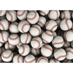 Baseball picture for sports wall decoration