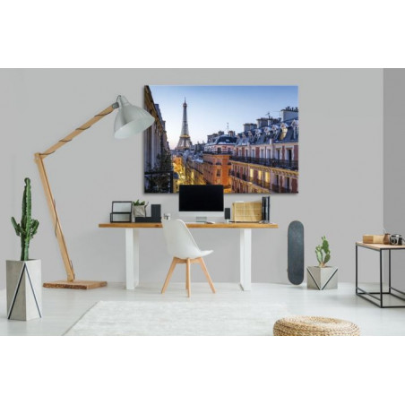 VIEW OF THE EIFFEL TOWER Poster