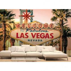 Tapisserie panoramique Las Vegas