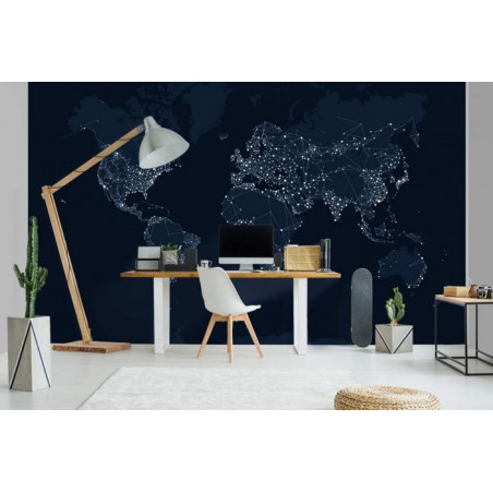 WORLD BY NIGHT Poster
