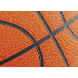 Tableau orange ballon de basket