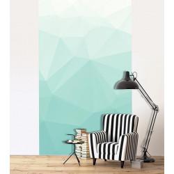 SCANDINAVIAN BLUE Wallpaper