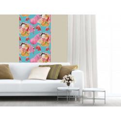 Papel pintado de chinoiserie de colores