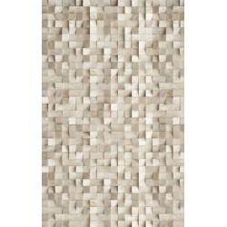 Papier peint 3D cubes de bois
