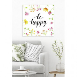 Tableau BE HAPPY