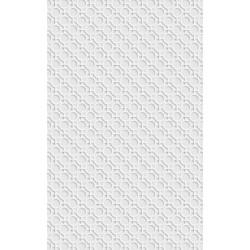 Póster en 3D con motivos blancos