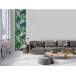 Papier peint à motif tropical