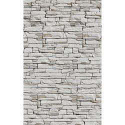 Papier peint panoramique mur en pierres