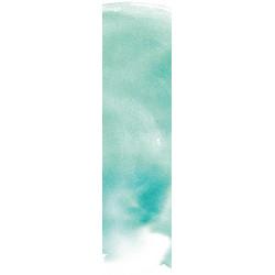 Papier peint aquarelle verte