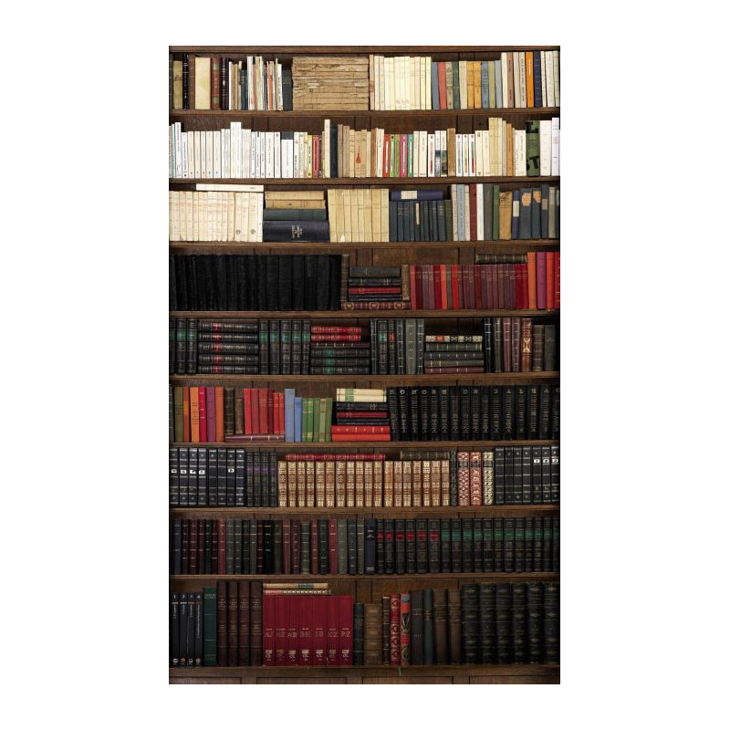 LIBRARY Wall hanging