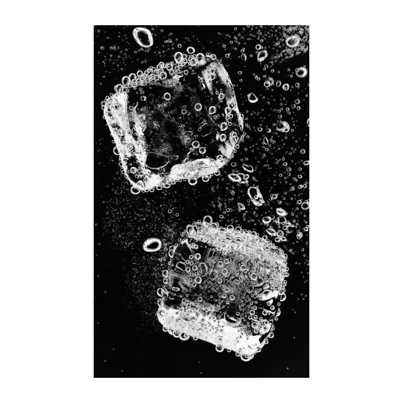 Papier Peint BLACK ICE