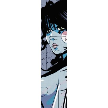 BLUE GIRL wallpaper