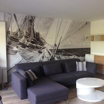 Poster panoramique Fastnet chez Anais