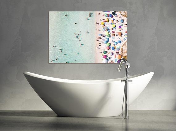 Tableau salle de bain design
