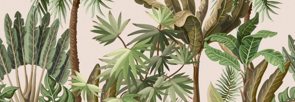 Décoration murale Jungle
