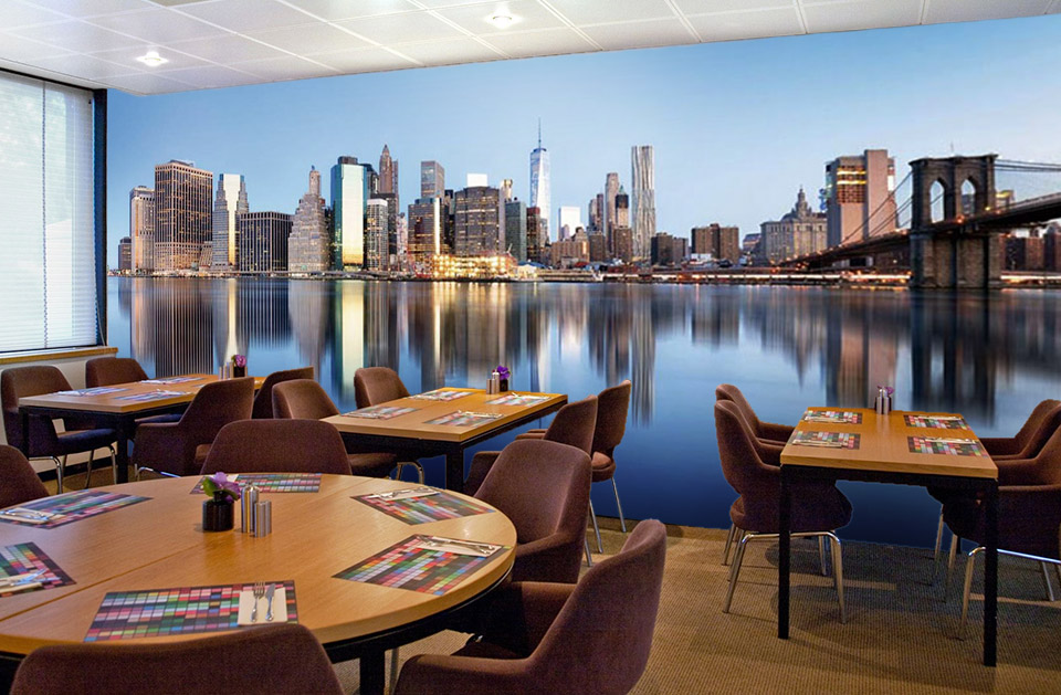 Comment décorer un restaurant ? - Scenolia