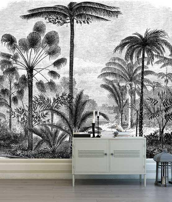 Nos décorations murales Gravure