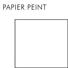 Papier peint blanc